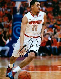Tyler Ennis Syracuse Orange Signed Autographed 8x10 Photo COA 1