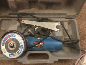 Ryobi Angle Grinder Electric SG-1151 with Wrench & original case