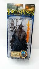 Lord of the rings action figure Witch King Morgul Lord Toybiz Trilogy