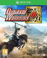 Xbox One Dynasty Warriors 9 Nip