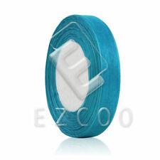 "50 Yards 1/4""6mm Sheer Organza Ribbon Bows Wedding Decoration Dark Turquoise EB"