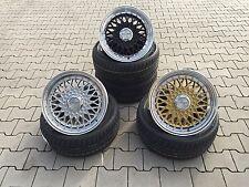 BSX Felgen Limited 7,5x16 LK 4x100 für VW Polo,Lupo,Golf 2,3 GTI BMW 3er E30 usw