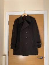 Mens Vintage Brown coats/jackets size xl