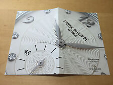 Booklet PATEK PHILIPPE New Model 2006 - Calatrava Ref. 4959 - All Languages