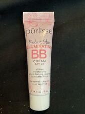 PURLISSE Radiant Glow Illuminating BB Cream SPF 30 in Light Medium Travel Sz 7ml