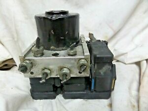 10 11 12 13 Ford Transit Connect ABS Pump Anti Lock Brake Module 6s43-2m110-aa