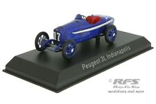 Peugeot 3L - Andre Boillot - Indy 500 Indianapolis 1920 - 1:43 - Norev 479972