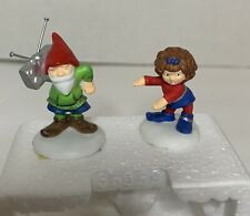 Department 56 Bustin' A Move Ornaments North Pole Series Retired Preowned