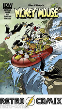 IDW MICKEY MOUSE #1 FIRST PRINT BRAND NEW/UNREAD BAGGED & BOARDED