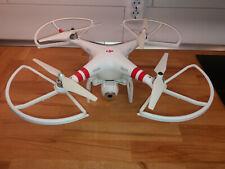dji phantom 2 vision zwei Akkus Modelldrohne Quadrocopter gebraucht