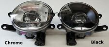 Toyota RAV4 / HV 2016 - 2020 Black Finish LED Fog Lamp Set  - OEM NEW!