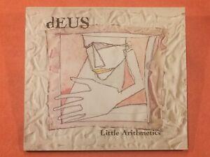 dEUS - Little Arithmetics - CD, Single, Digipak -  Alternative Rock, Indie Rock