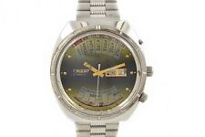 Vintage Orient Multi Year Calendar Automatic Stainless Steel Mens Watch 1156