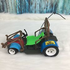 2014 TMNT LEONARDO'S RC PATROL BUGGY - TEENAGE MUTANT NINJA TURTLES  27 MHz