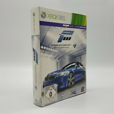 Forza Motorsport 4 - Limited Collector's Edition Xbox 360 Spiel Komplett in OVP