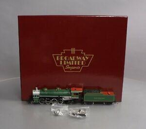 Broadway Limited 126 HO Southern USRA Light 2-8-2 Steam Loco & Tender w/QSI LN
