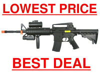 M83 Airsoft Gun Rifle Semi Auto AEG Sniper Electric Tactical Full Automatic M 4