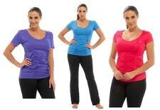 Abbigliamento sportivo da donna leggeri blu