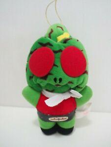 """Kamen Masked Rider Amazon Banpresto 6"""" Plush 1992 Stuffed Toy Doll Japan"""