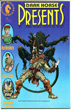 Dark Horse Presents #36 Blue Comics 1st First Aliens vs Predator Appearance FNVF