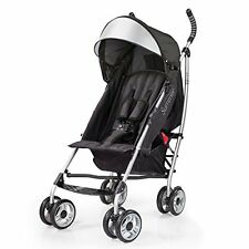 NEW Summer Infant 2015 3D Lite Convenience Stroller Black FREE SHIPPING
