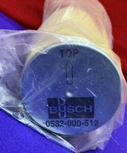 Busch Exhaust Filter 0532-000-512 0532000512