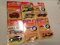 6 RARE HARD TO FIND VINTAGE MATCHBOX CARS Lot 12 of 20 LOT DIE CAST COLLECTION