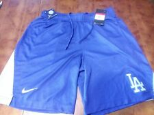 LOS ANGELES DODGERS Mens Shorts size M  Gray Royal Standard fit