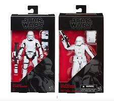 """STAR WARS: Snowtrooper & Flametrooper / The Black Series (6"""" figures MOSB)"""