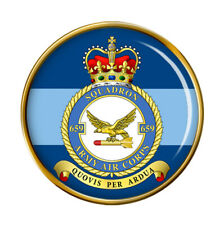659 Squadron AAC, British Army Pin Badge
