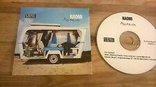 CD Pop Naomi - Aquarium (13 Song) Promo MOLE LISTENING PEARLS cb