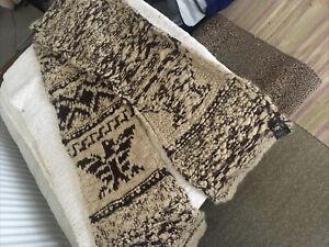 Ralph Lauren Wool Big Scarf