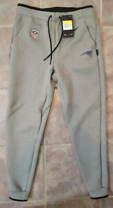 Nike New England Patriots NFL On Field Sweat Pants Mens Sz Small $110 AO5429-021