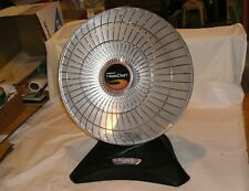 Huge Presto HeatDish Heat Dish Parabolic Electric Heater - Works Great