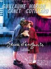 Love me si te atreves Movie Poster 11x17 francés Guillaume Canet Marion Cotillard B