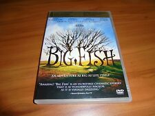 Big Fish (Dvd, Widescreen 2004)
