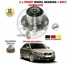 FOR VOLVO S40 1.6TD 2.0TD 2.4TD D5 2004->ON FRONT WHEEL BEARING HUB KIT + BOLT