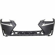 LEXUS NX NX200T NX300H Front Bumper Cover with holes for PDC and headlight wash