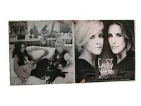 Court Yard Hounds 2 Sided Poster Dixie Chicks Courtyard The
