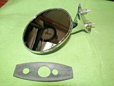 NOS 1969-1970 Plymouth Fury RH Door Mirror - Casting Number 2935805 w/Gasket