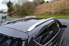 To Fit 13 - 19 Ford Kuga Polished Aluminium Roof Rail Rack Bars 4x4 Accessories