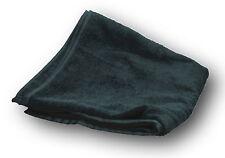 3x HAAREAL Mikrofaser Handtuch Schwarz Profi-Friseur-Qualität 90x47 cm Kosmetik