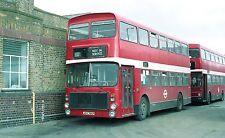 London Buses JOV 780P 6x4 Quality Bus Photo