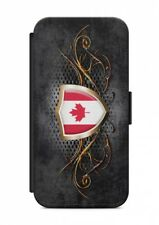 Sony Xperia Canada Kanada 2 Flipcase Tasche Flip Hülle Case Cover Schutz Handy