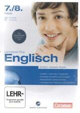 Cornelsen - Lernvitamin Plus Englisch 7. / 8. Klasse  - PC Software - Neu / OVP