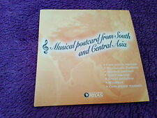 Musical postcard from South and Central Asia