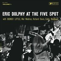 At the Five Spot, Vol. 1 by Eric Dolphy/Eric Dolphy Quintet/Booker Little, Eric.