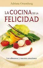NEW Cocina de la felicidad, La (Spanish Edition) by Adriana Ortemberg Silva