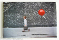 Red Balloon FRIDGE MAGNET (2.5 x 3.5 inches) movie poster Le Ballon Rouge