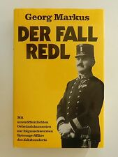 Georg Markus Der Fall Redl Buch